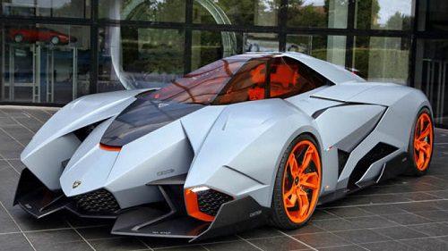 Egoista Lamborghini Concept
