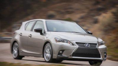 Lexus CT occasion
