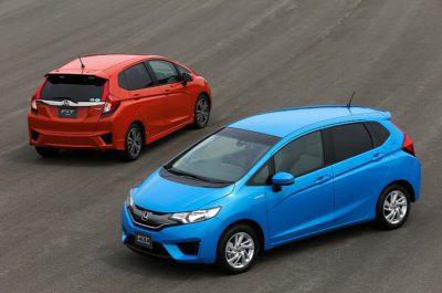 Top 10 des petites voitures fiables la Honda Jazz