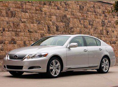 Lexus GS parmi les voitures d'occasions les plus fiables