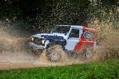 Bowler spécialiste de la préparation 4x4 acheté par Land Rover