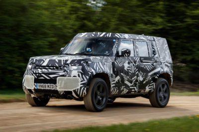 Nouveau Land Rover Defender : essai routier