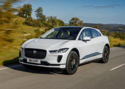 Les meilleures voitures de luxe - Jaguar I-Pace