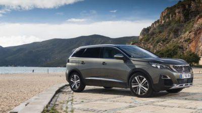 Peugeot 5008 test longue durée - avant