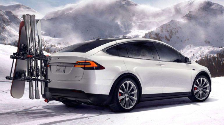 Tesla Model X SUV le plus rapide au monde sur le 0 à 100 km/h