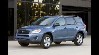 Toyota Rav 4 occasion 2012