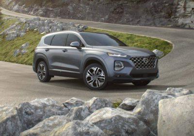Hyundai Santa Fe - les meilleures voitures 7 places