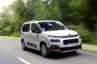 Citroen Berlingo - les meilleures voitures 7 places