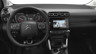 Citroën C3 Aircross - tableau de bord