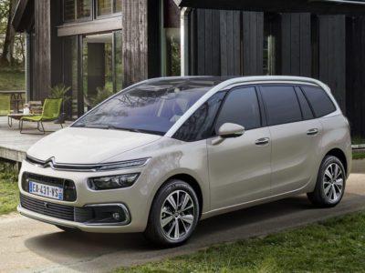 Citroën Grand C4 SpaceTourer - les meilleures voitures 7 places