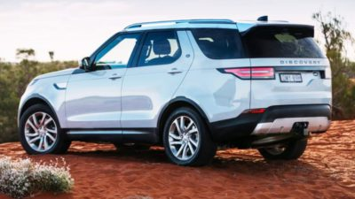 Land Rover Discovery - les meilleures voitures 7 places