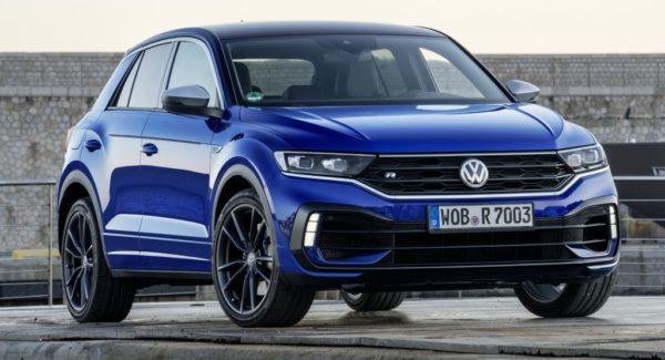 Avis nouveau Volkswagen T-Roc R 2020