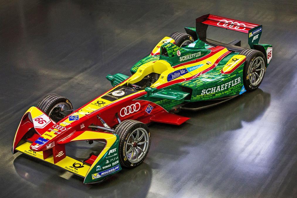 Formule E Audi