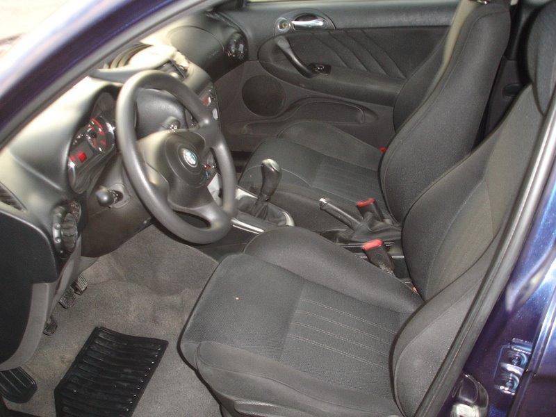Intérieur Alfa Romeo 147 occasion