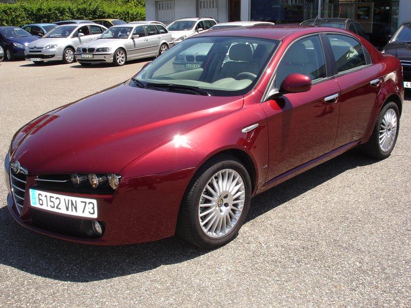 alfa romeo 159 occasion blog auto carid al. Black Bedroom Furniture Sets. Home Design Ideas