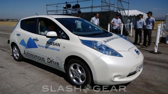 Le gouvernement français veut des voitures autonomes