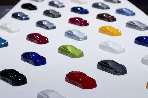 le nuancier en mal de couleur dans l automobile blog auto carid al. Black Bedroom Furniture Sets. Home Design Ideas