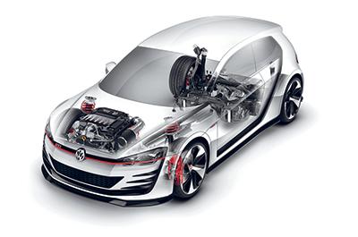 R&D Volkswagen